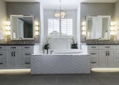 Wasatch Shutter White Planataion Shutters Master Bathroom 2